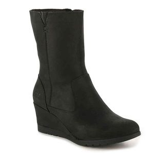 Ugg Joely Wedge Black Bootie